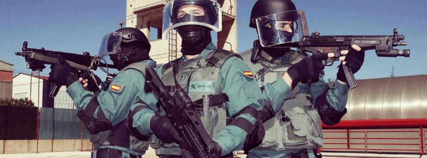 HemeroSectas. Guardia Civil Ocultismo