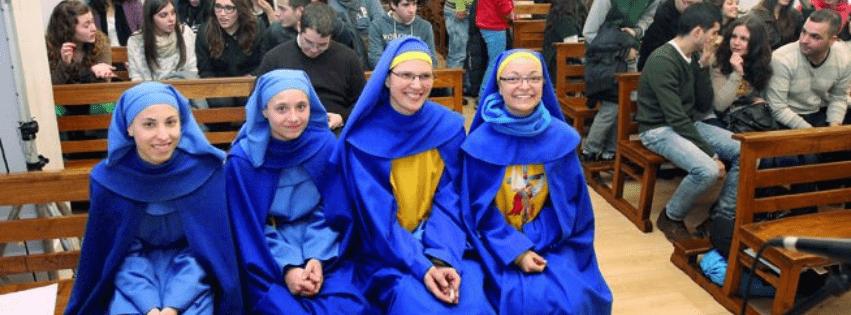 HemeroSectas. Monjas Orden Mandato San Miguel