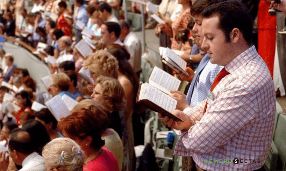 HemeroSectas. Demanda Testigos Jehová