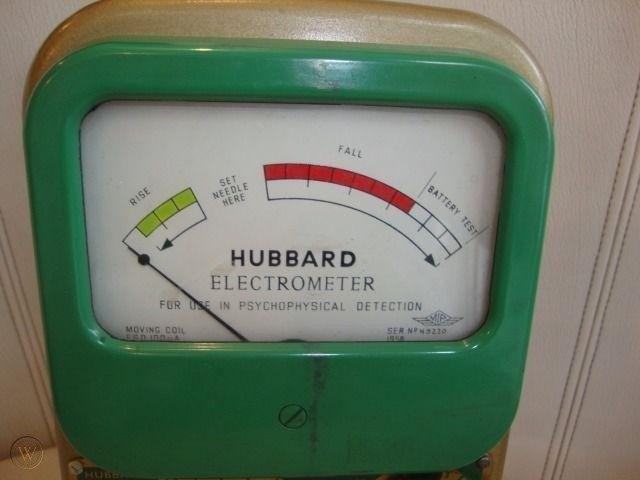 HemeroSectas. Electrómetro Detector Mentiras