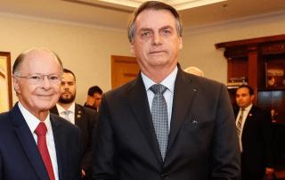 HemeroSectas. Bolsonaro IURD Edir Macedo Coronavirus